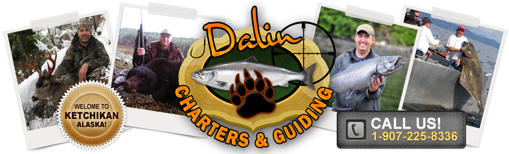 Dalin Charters & Guiding in Ketchikan Alaska